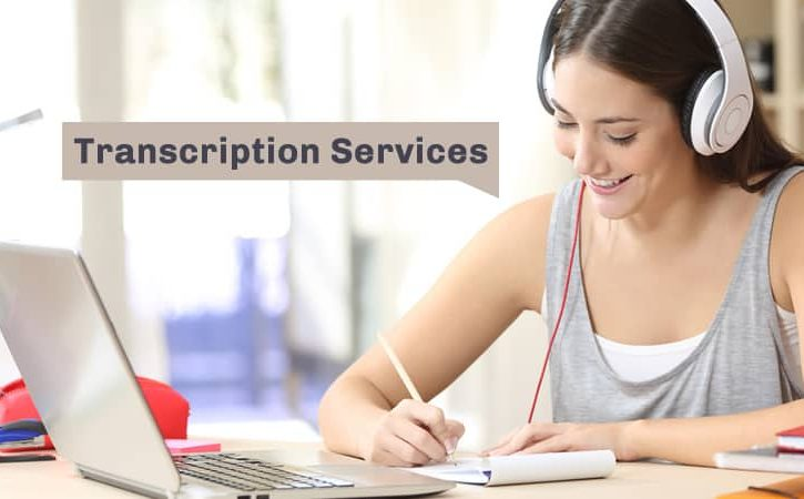 Transcription Services Vital for Media Professionals