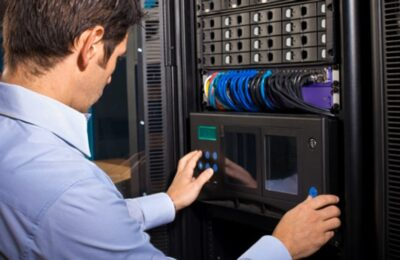 What are the different ways of maintaining your server hardware?